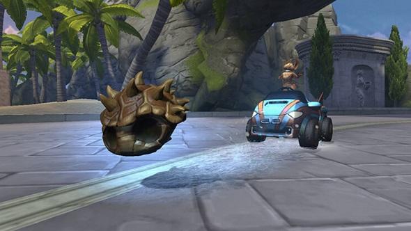 Apollo's Racer Rumble Smite