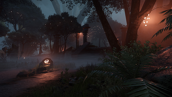 Win a Steam key for beautiful puzzle-adventure Aporia: Beyond the Valley, out today!