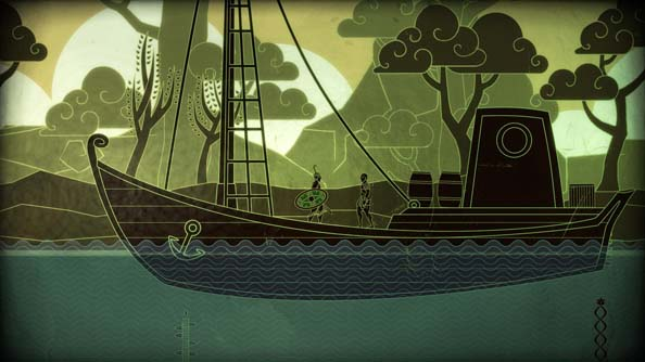 Apotheon gameplay trailer begs libations and sacrifices to its developers