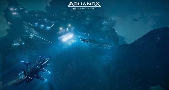 aquanox deep descent giveaway