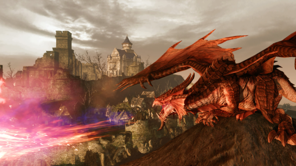 Raise Your Own Dragon In Archeage S Airborne 4 5 Update Legends