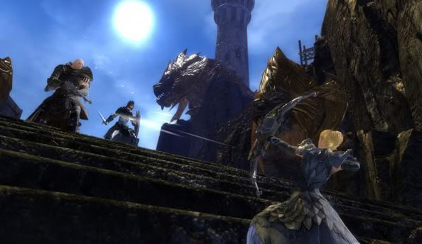 """ArenaNet might be making a MOBA, possibly as PvP mode for Guild Wars 2: """"You'll see soon."""""""