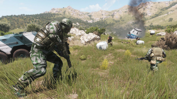 Arma developers Bohemia Interactive just launched their free shooter, Argo