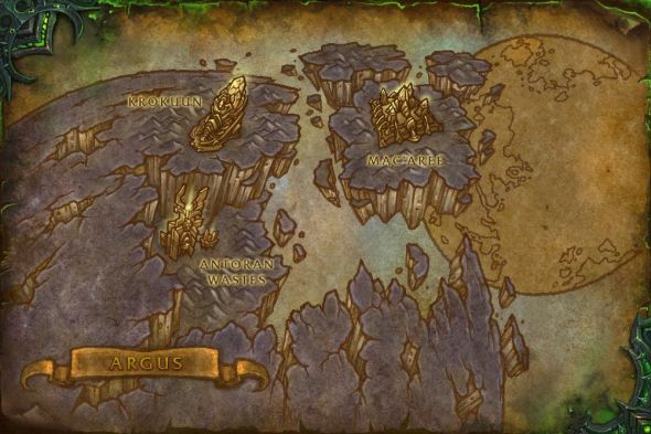 World of warcraft patch 73 shadows of argus pcgamesn there are three new zones on argus these are no fly areas which you will need to use the new vindicaar to move about in a giant ship that grants various gumiabroncs Gallery