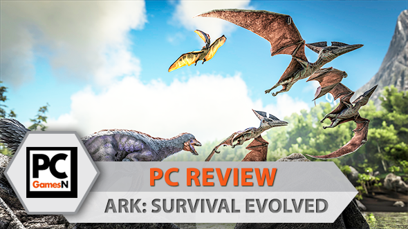 Ark: Survival Evolved PC review
