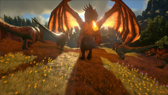 Dino survival sim ARK is 50% off on Steam and free for the weekend - try before you di...no
