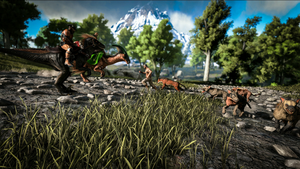"Ark: Survival Evolved's price has just doubled, and Dean Hall says it's ""****ing OUTRAGEOUS"""
