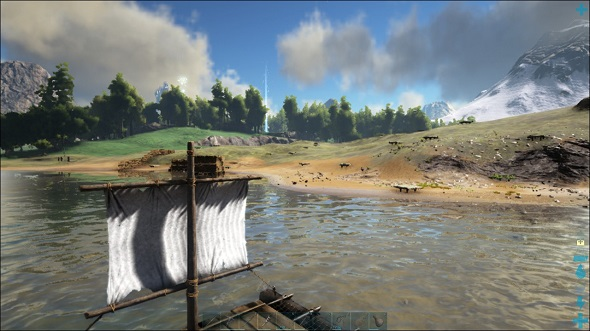 Searching for Ark: Survival Evolved's explorer notes leads to its