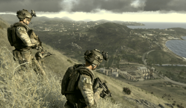 Arma 3 will be reporting for duty September 12