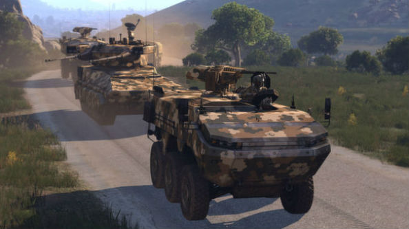 best tank games on pc arma 3