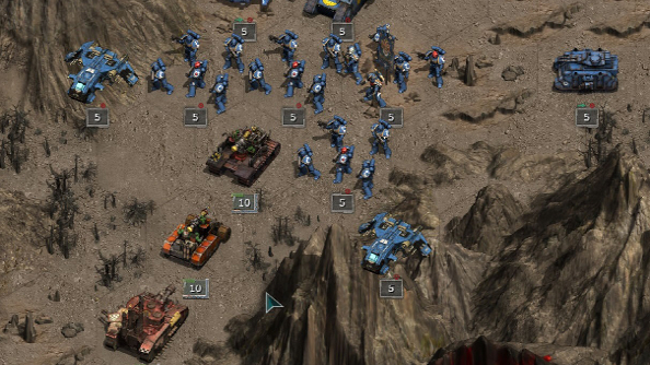 Warhammer 40,000: Armageddon launches on November 26th, with hexy man-on-ork warfare