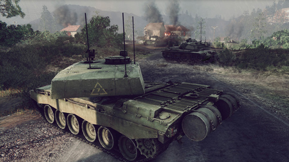 Secret Obsidian-made CryEngine MMO is called Armored Warfare; is more World of Tanks than Warcraft