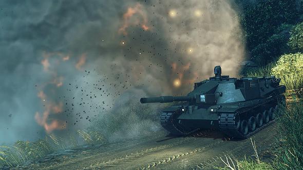 armored warfare black sea incursion