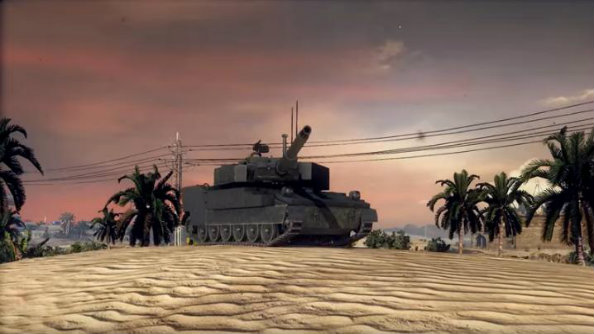 Armored Warfare introduces the XM8 light tank, playable in the beta