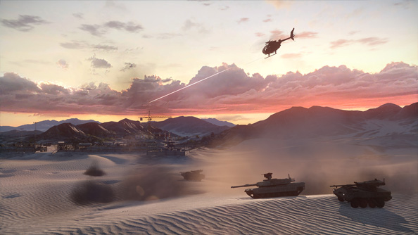 Battlefield 3: Armoured Kill gameplay trailer shows off vehicular carnage