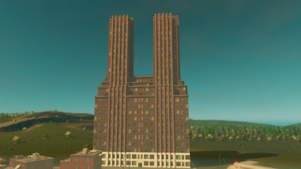 art deco dlc cities: skylines
