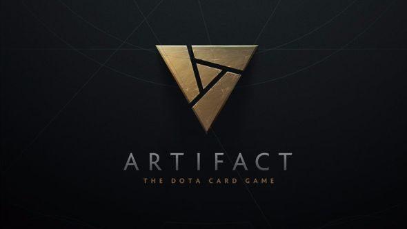 Artifact dota card game new valve game