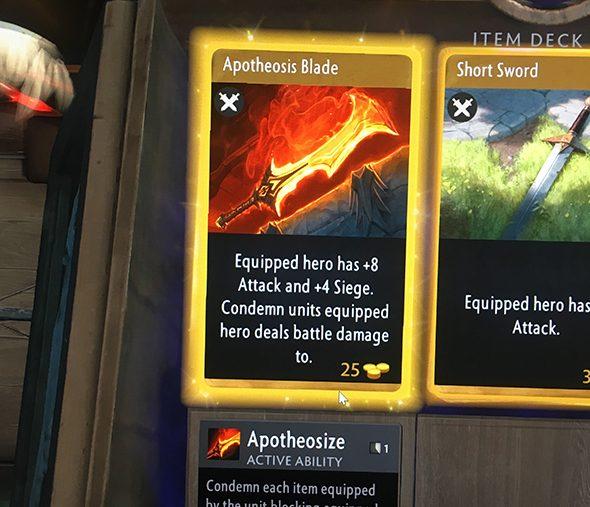 artifact items