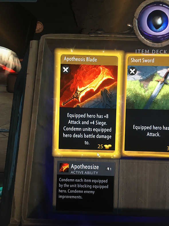 artifact items