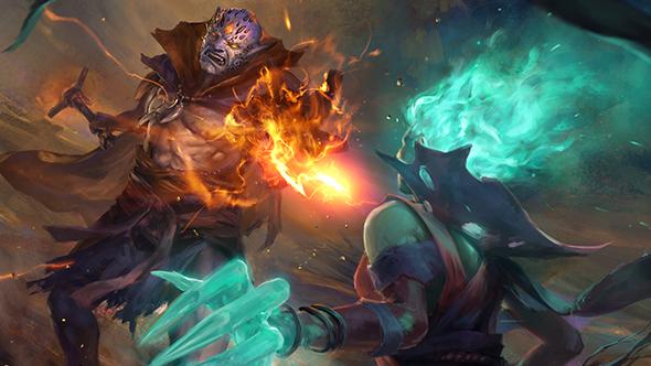 artifact lore heroes