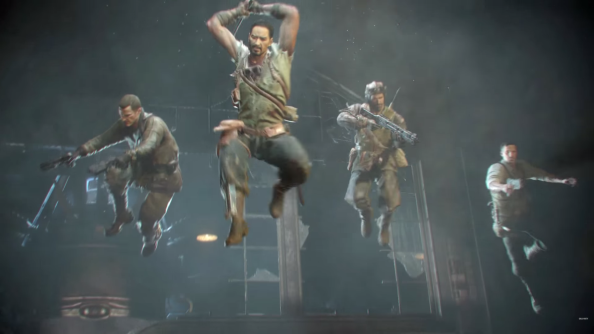 "Call of Duty: Black Ops 3 zombie Der Riese map returning with ""The Giant"""