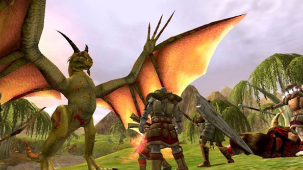 Play a slice of MMO history: Asheron's Call will drop its subscription fee in August