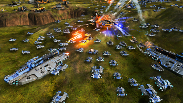 Ashes of the Singularity arrives on Steam early access, requires high-end hardware