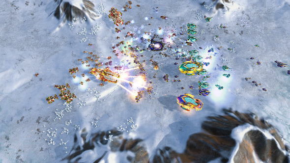 Ashes of the Singularity: Escalation v2.4 comes with Vulkan support and a free map pack