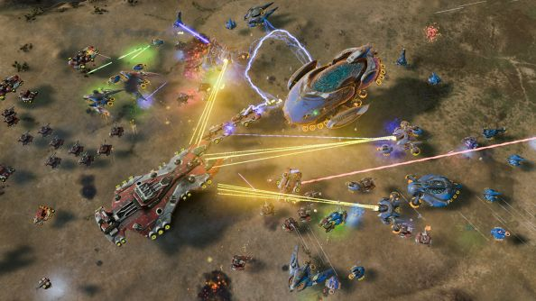 Ashes of the Singularity beta
