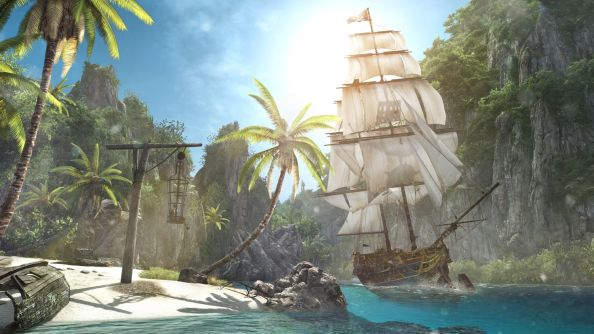 "Assassin's Creed IV owes more to ""comments about Far Cry 3"" than Assassin's Creed III"
