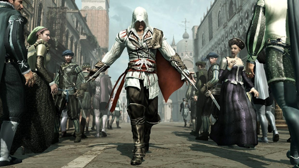 Assassin's Creed: Heritage Collection is all of them in one place