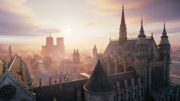 Assassin's Creed Unity's Paris will be the largest city in the series