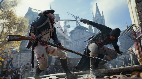 Assassin's Creed Unity patch fixes more than 300 bugs