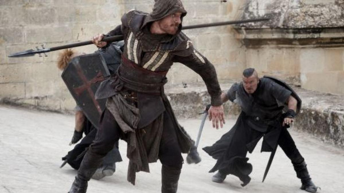 Assassin S Creed Fan Film Gets Stabby In Nazi Occupied France