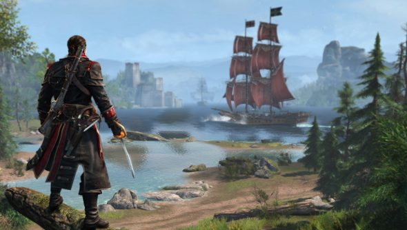 Assassin's Creed: Rogue PC release date
