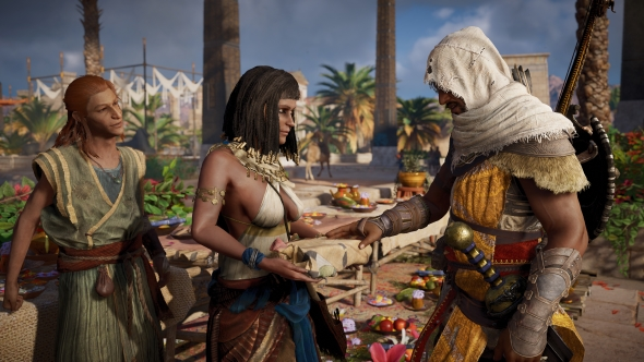 Assassin's Creed Origins: The Curse of the Pharaohs pc review merti