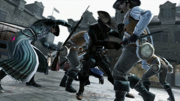 "Assassins Creed 3 team ""aimed for next-gen before next-gen"""