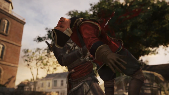 Assassin's Creed 4: Black Flag trailer shows stabbings, shootings, and sharks