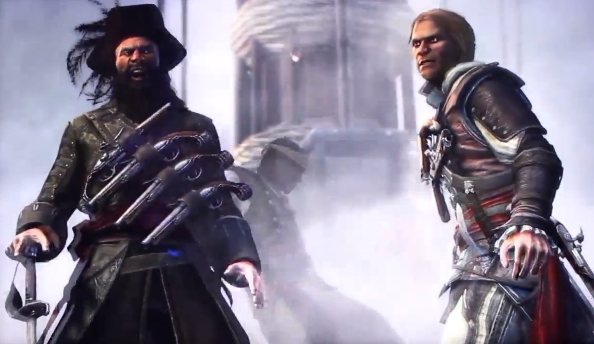 Assassin's Creed IV gameplay video drops from the rigging