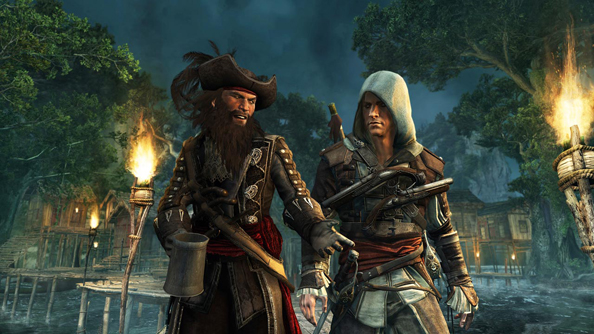 Assassin's Creed IV: Black Flag hands on: encouraging piracy