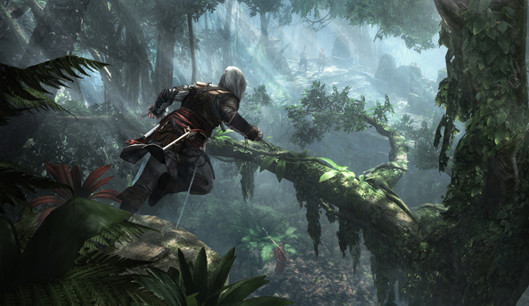 Assassin's Creed 4: Black Flag trailer details its social hub for pre-orderers: The Watch