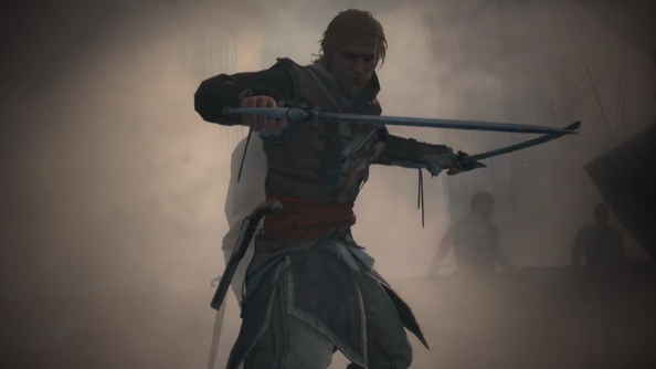 Assassin's Creed IV: Black Flag launch trailer has broody pirates not yo ho ho pirates