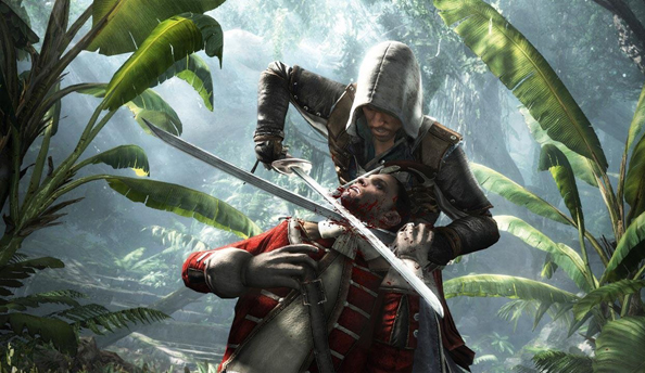 There are three Assassin's Creed games in development right now
