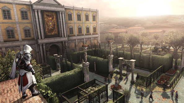Ever imagined an Assassin's Creed MMO? Unity's producer has