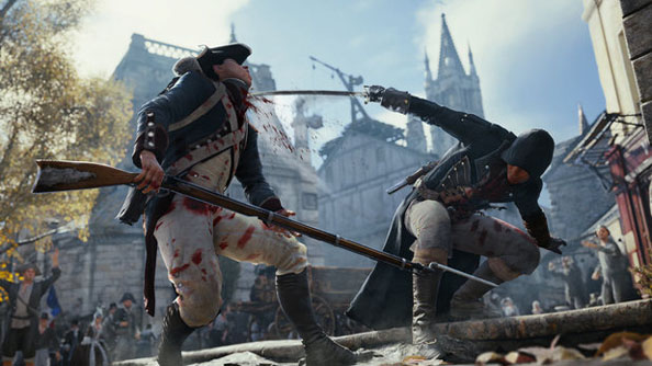"Ubisoft reveal the ""worlds apart"" districts of Assassin's Creed Unity's Paris"