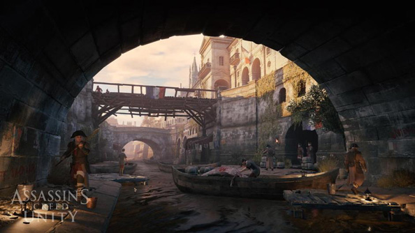"Assassin's Creed: Unity microtransactions won't ""compromise"" its Parisian parkour fun"