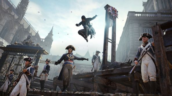Assassin's Creed Unity to be overseen by Ubisoft's new Chief Parkour Officer