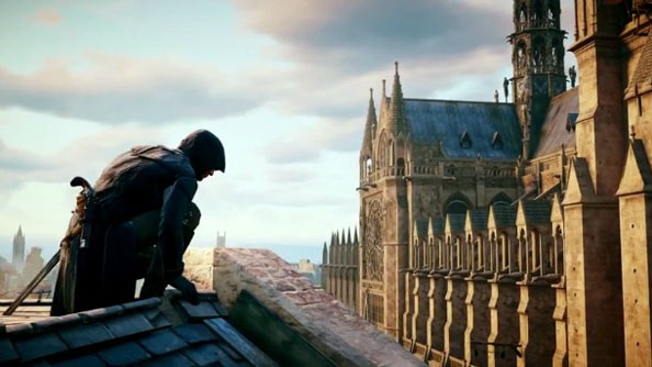 Assassin's Creed Unity system specs are as steep as Notre Dame