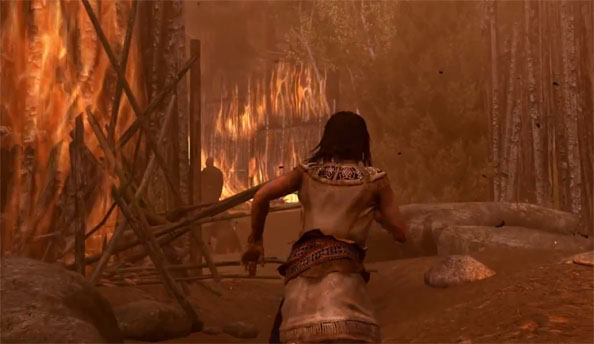 Assassin's Creed 3 trailer alludes to tragic childhood sequence