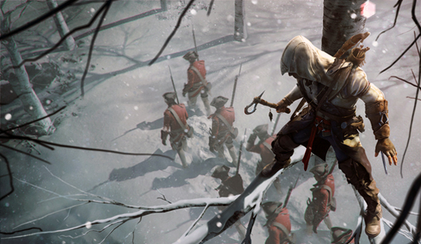 "Assassin's Creed 3 microtransactions will unlock items in multiplayer; ""People who have little time can use Erudito Credits as a shortcut to unlock game items from level 1 to 50."""